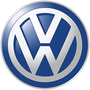Volkswagen Blue Logo Free CDR Vectors Art