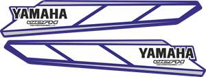 Yamaha Raptor Logo Free CDR Vectors Art