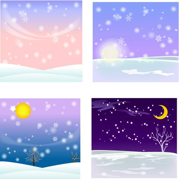 Changes In The Weather Free CDR Vectors Art