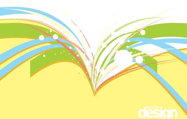 Colorful Background Design Free CDR Vectors Art