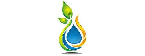 Aqua Logo Clip Art Free CDR Vectors Art
