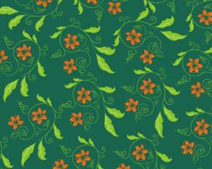 Background Floral Pattern Clip Art Free CDR Vectors Art