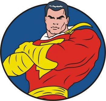 Captain Marvel Clip Art Free CDR Vectors Art