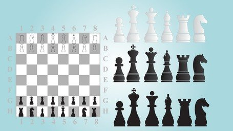 Chess Clip Art Free CDR Vectors Art