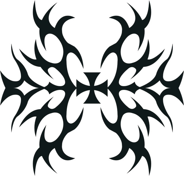 Extreme Clipart Series Tribal 0310125 Free CDR Vectors Art