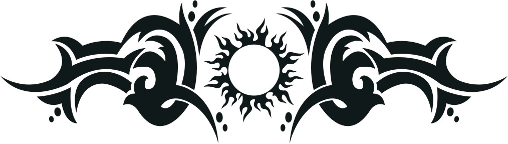 Extreme Clipart Series Tribal 0310129 Free CDR Vectors Art
