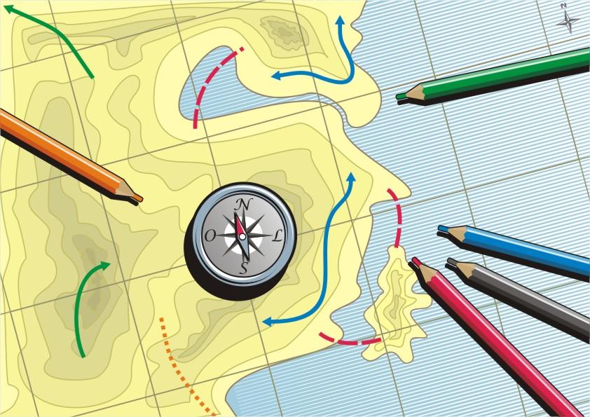 Map Clip Art Free CDR Vectors Art