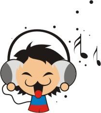Music Theme Clip Art Manha Musical Free CDR Vectors Art