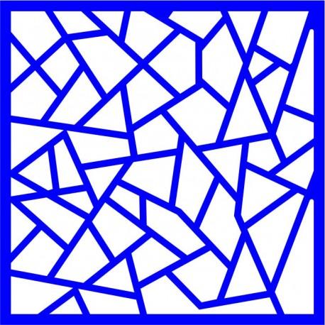 Cnc Panel Laser Cut Pattern File cn-l481 Free CDR Vectors Art