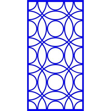 Cnc Panel Laser Cut Pattern File cn-l475 Free CDR Vectors Art