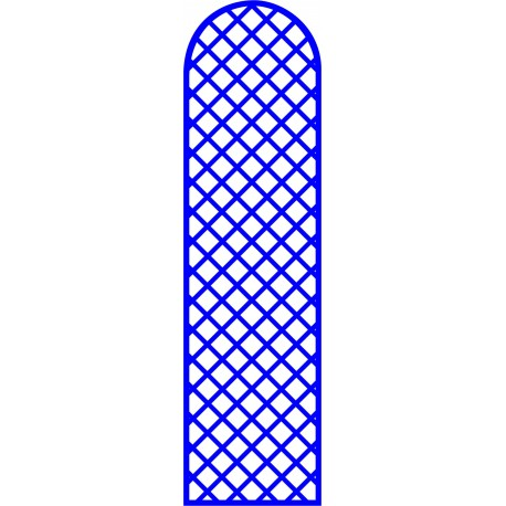 Cnc Panel Laser Cut Pattern File cn-l452 Free CDR Vectors Art