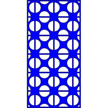 Cnc Panel Laser Cut Pattern File cn-l413 Free CDR Vectors Art