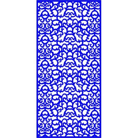 Cnc Panel Laser Cut Pattern File cn-l393 Free CDR Vectors Art