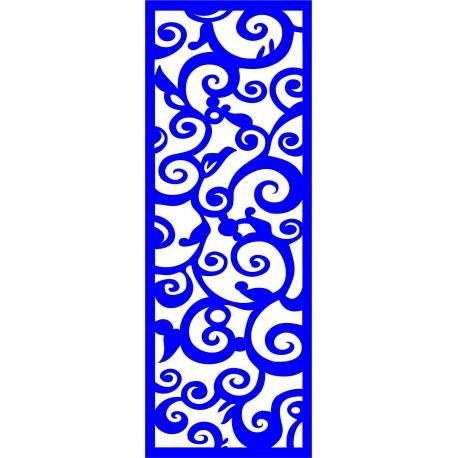 Cnc Panel Laser Cut Pattern File cn-l365 Free CDR Vectors Art
