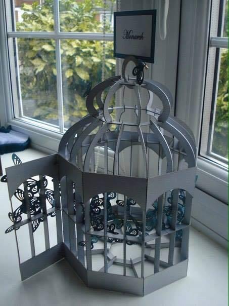 Bird cage Stylish Free CDR Vectors Art