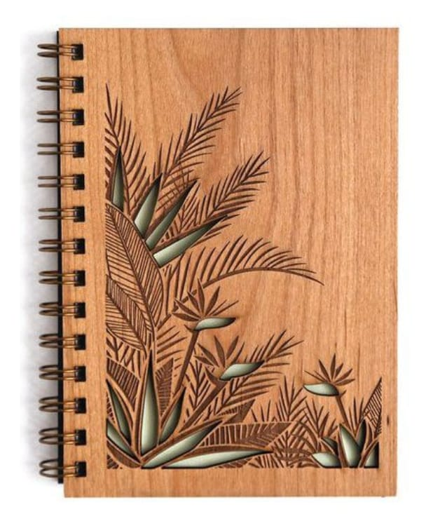 Notebook Cover Free CDR Vectors Art