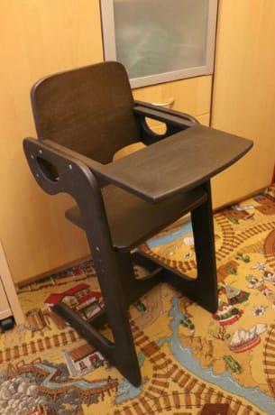 Stulchik Dlya Kormlenia  Wooden Chair Free CDR Vectors Art