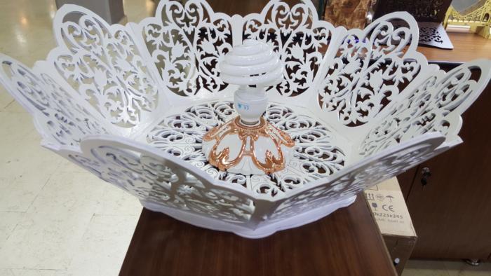 Abazhur Lamp Free CDR Vectors Art