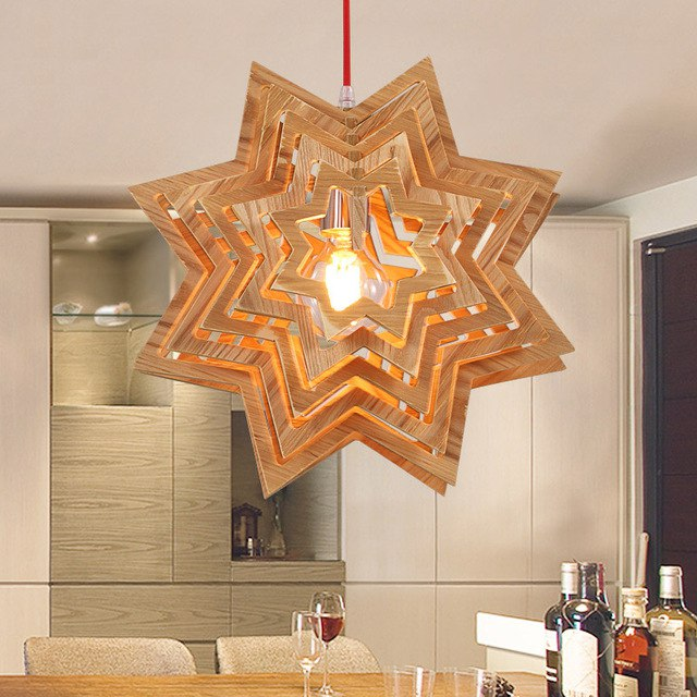 Lamp Quasicrystal  Star Free CDR Vectors Art
