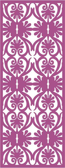 Floral Motif Vector Seamless Pattern Free CDR Vectors Art