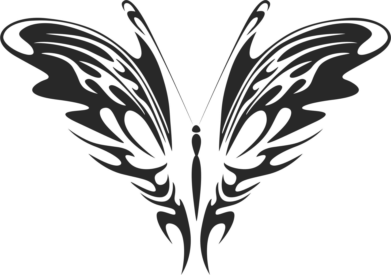 Butterfly Vector Art 026 Free CDR Vectors Art