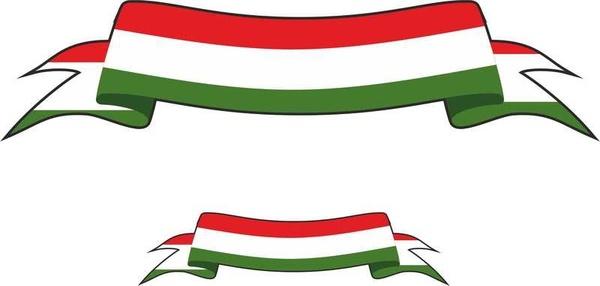 Italian Banner Free CDR Vectors Art