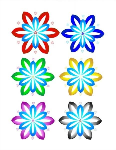 Flower Free CDR Vectors Art