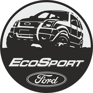Ford Ecosport Logo Free CDR Vectors Art