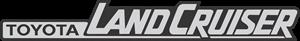 Toyota Land Cruiser Logo Free CDR Vectors Art