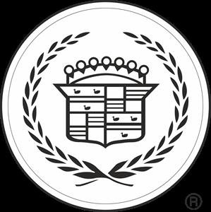 Cadillac New Logo Free CDR Vectors Art
