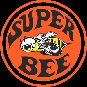 Dodge Super Bee Logo Free CDR Vectors Art