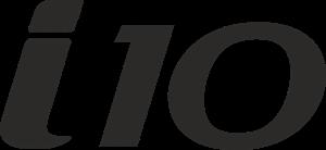 Hyundai i10 Logo Free CDR Vectors Art