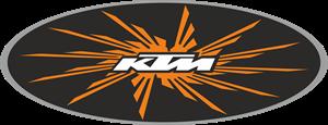 Ktm Oval Logo Free CDR Vectors Art