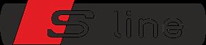 New Audi s-line Logo Free CDR Vectors Art