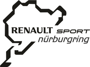 Renault Nurburgring Logo Free CDR Vectors Art
