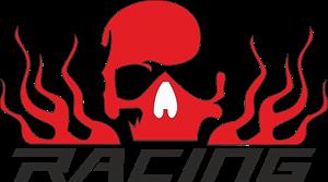 Skull Racing Logo Free CDR Vectors Art