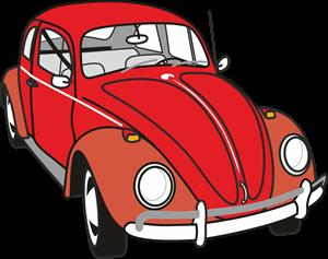 Volkswagen Vocho Logo Free CDR Vectors Art