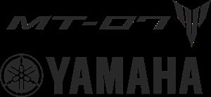 Yamaha mt-07 Logo Free CDR Vectors Art