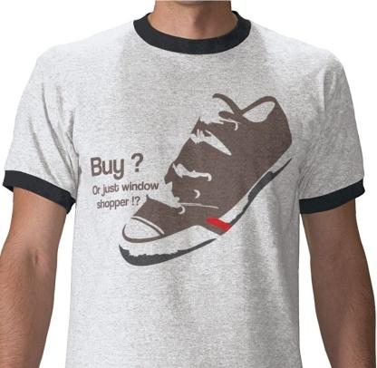 Shoe Funny T Shirt Free CDR Vectors Art