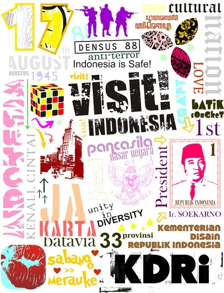 Indonesia Free CDR Vectors Art