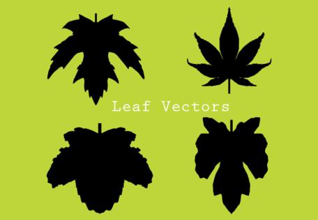 Autumn Leaf Silhouette Clip Art Images Free Clip Art Free CDR Vectors Art