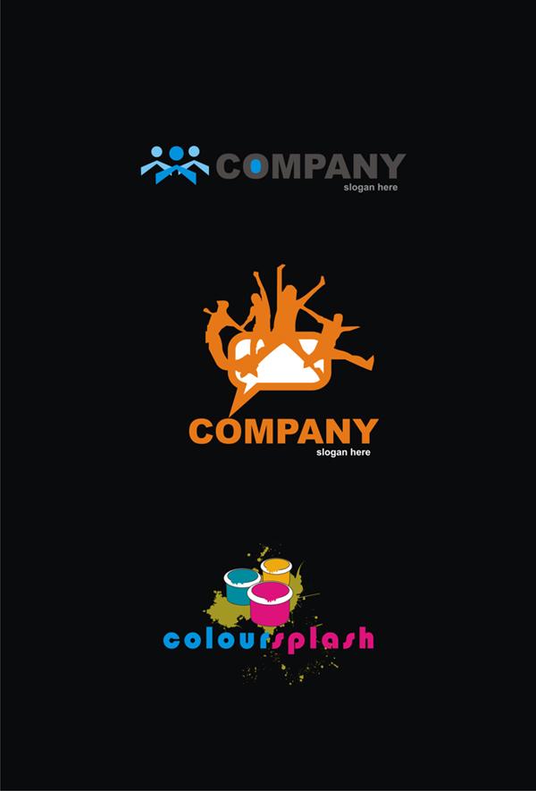Logo Elements Clip Art Free CDR Vectors Art