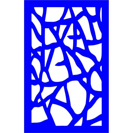 Cnc Panel Laser Cut Pattern File cn-l332 Free CDR Vectors Art