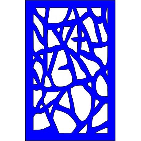 Cnc Panel Laser Cut Pattern File cn-l333 Free CDR Vectors Art