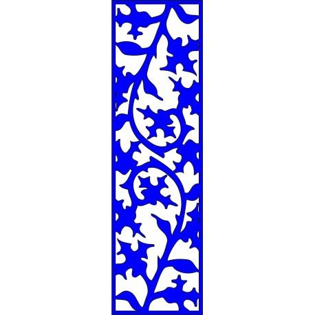 Cnc Panel Laser Cut Pattern File cn-l311 Free CDR Vectors Art