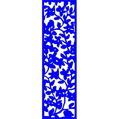 Cnc Panel Laser Cut Pattern File cn-l241 Free CDR Vectors Art