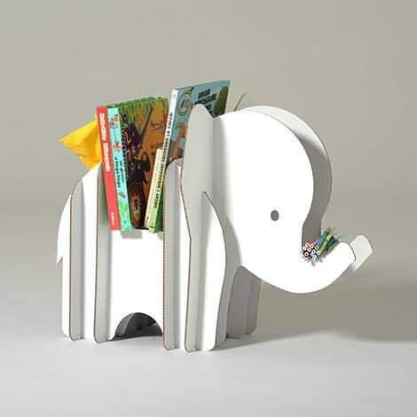Elephant Storage 3d Puzzle Free CDR Vectors Art