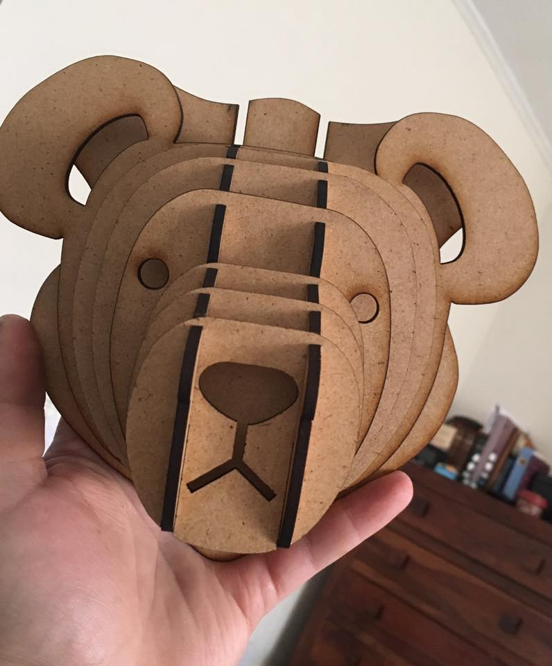 Teddy Bear Free CDR Vectors Art