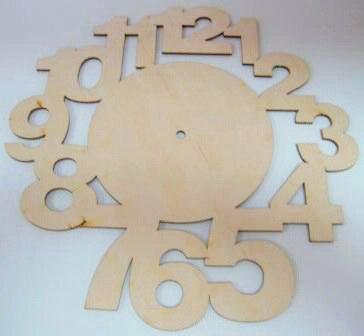 циферблат цифры Free CDR Vectors Art