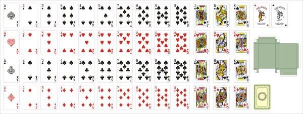 poker Free CDR Vectors Art